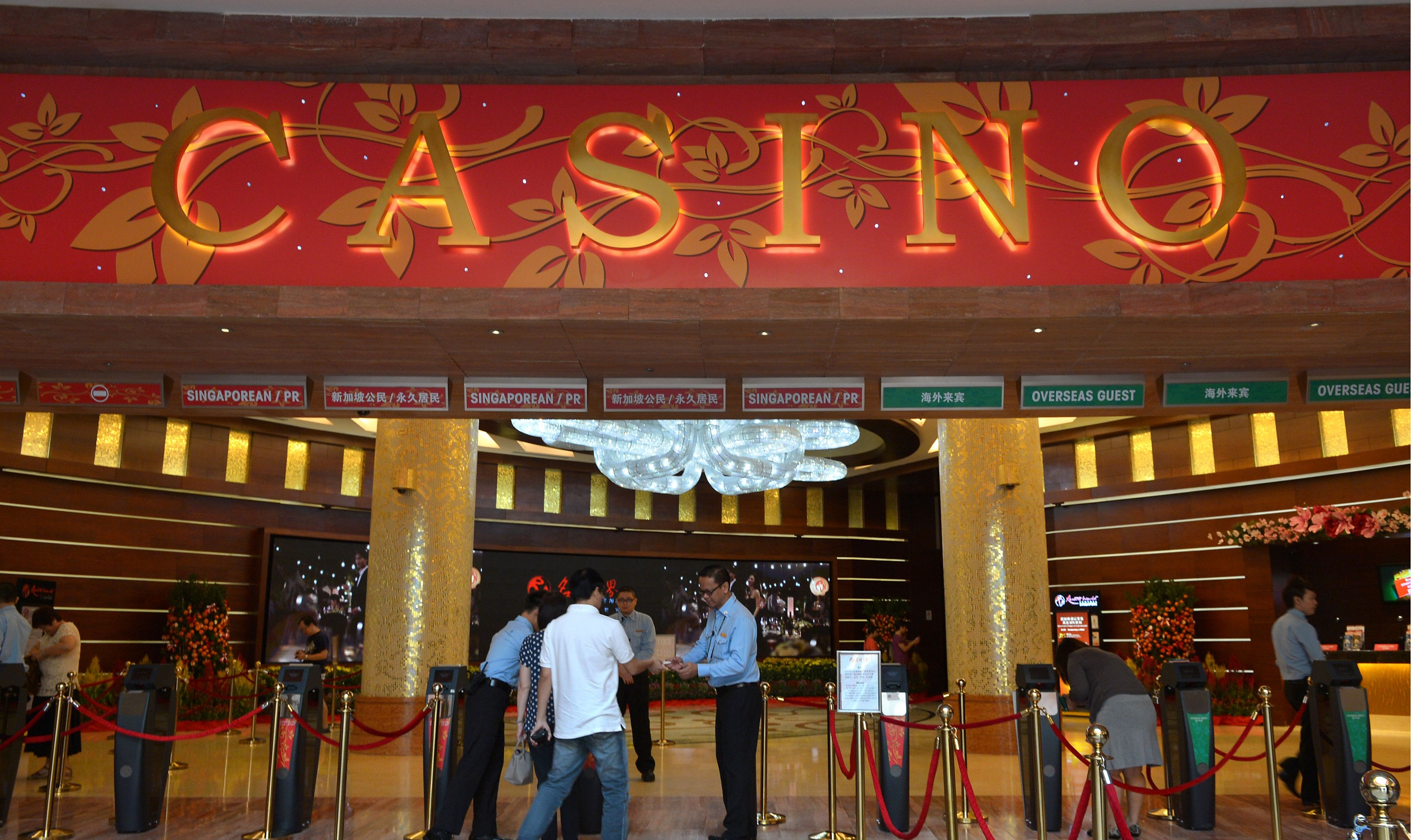 genting casino singapore share price