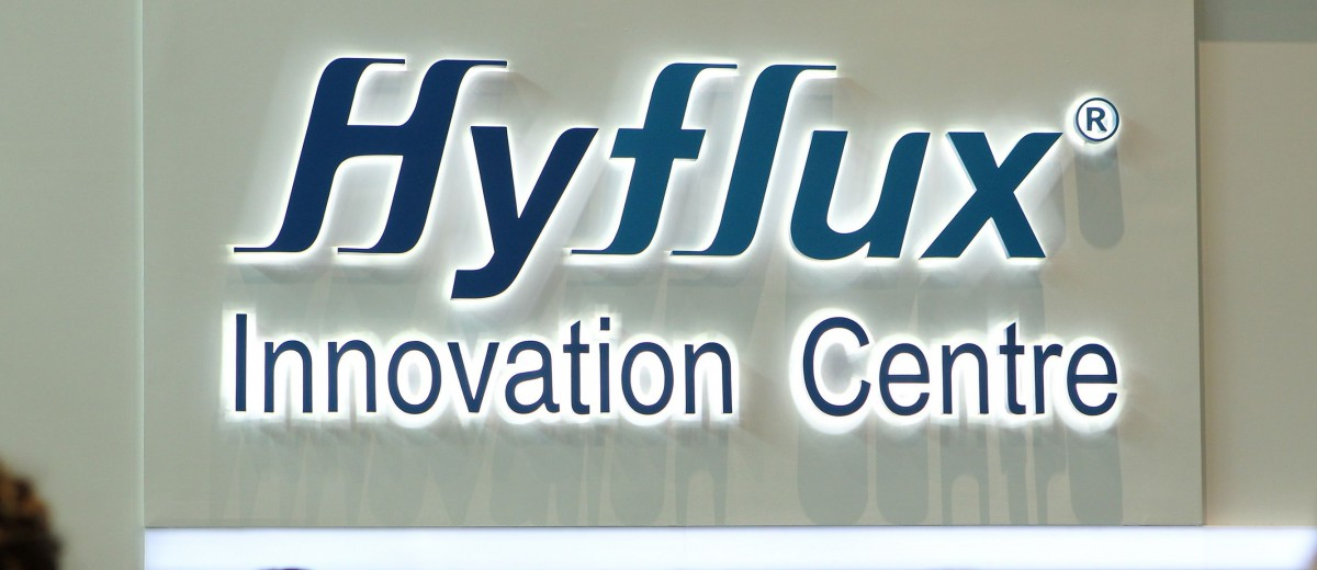 Image result for hyflux logo