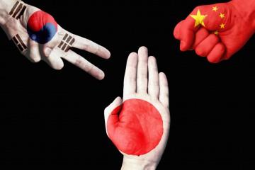 japan-china-korea