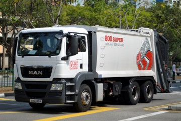 800 Super truck