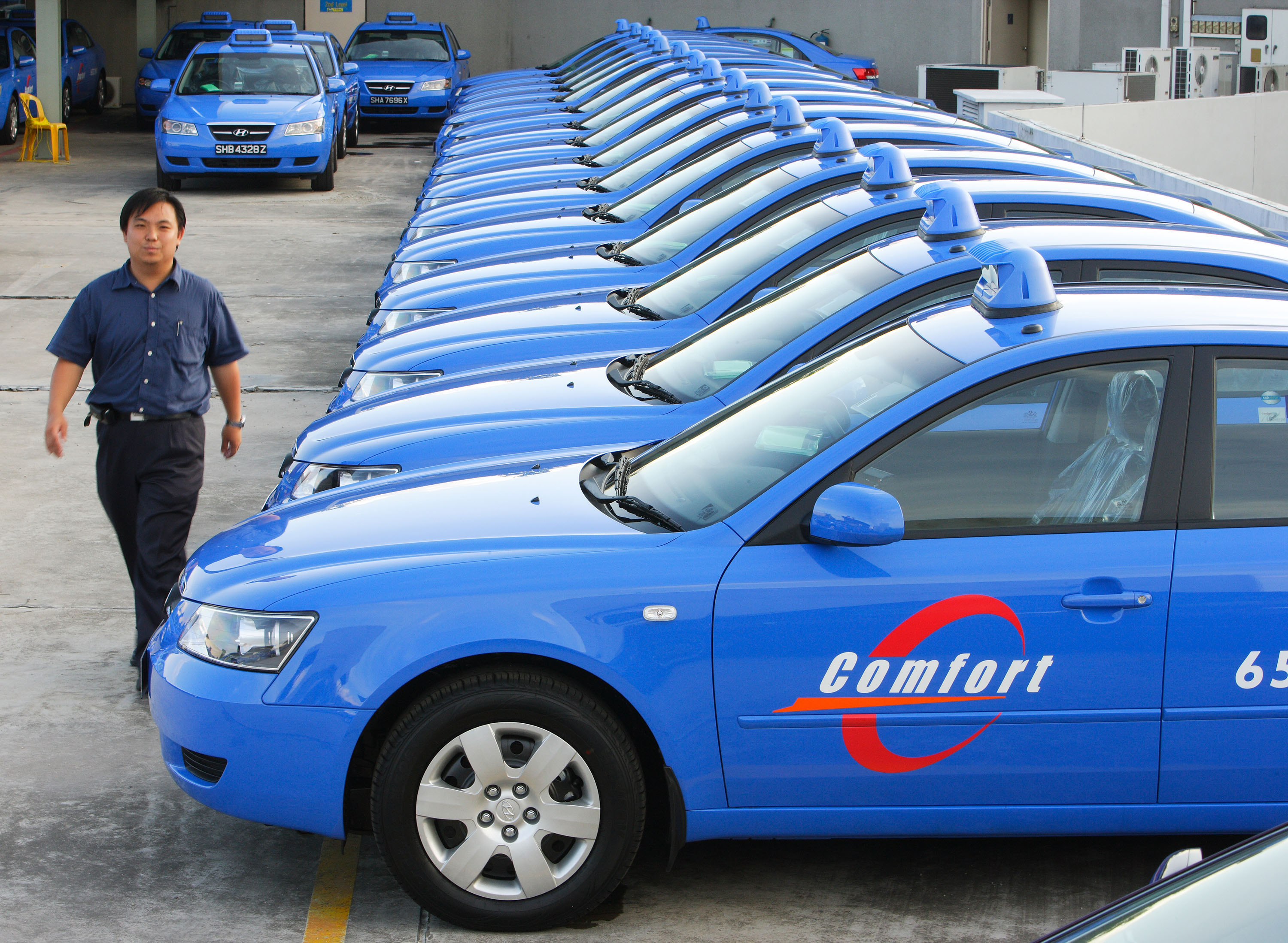 ComfortDelgro Corporation | Aspire
