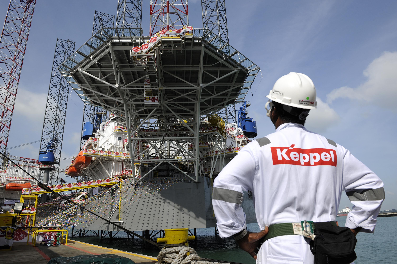 Resultado de imagem para Keppel Corp e a Sembcorp Marine