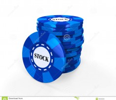 blue-chips-stock-white-background-d-render-39484350
