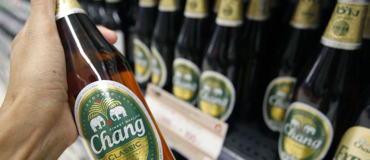 thai bev chang beer