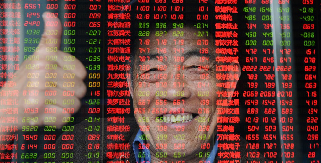 Bloomberg: China's Stock Market Is Becoming A World-Beating Dividend