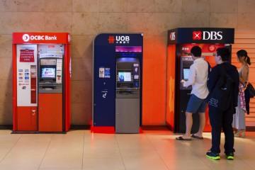 3 local banks