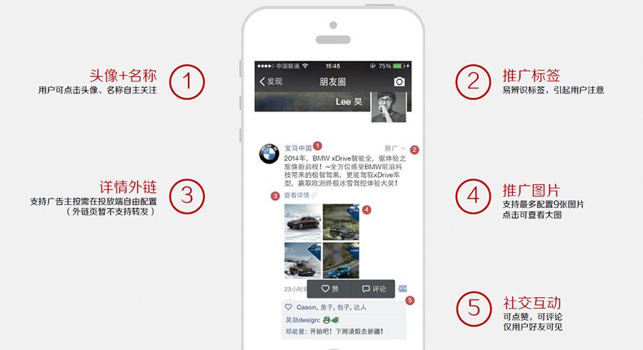 WeChat Ad