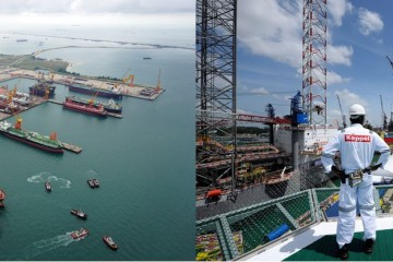 Keppel Corp, SembCorp