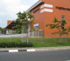 mapletree logistics trust