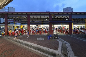 mlcoffee ST_15.06.2015_1516660213 / Alphonsus Chern //A coffee shop in Bukit Batok Street 11 has reportedly been sold for $31 million - a record price for a Housing Board coffee shop. The previous record was held by a coffee shop in Hougang Ave 4 that was sold for $23.88 million in 2013. Chinese evening daily Lianhe Wanbao reported that the Bukit Batok transaction was finalised last month. Photographed 15 June 2015. ##########Nil##########ALPHONSUS CHERN