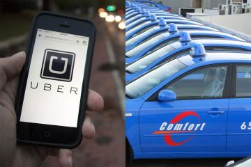 cdg uber