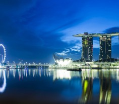 singapore-skyline-reflections