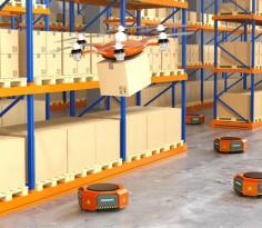 logistic robots
