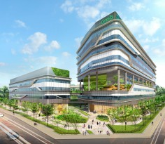 Ascendas Reit will design and build Grab's new headquarters in Singapore