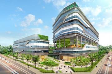 Ascendas Reit will design and build Grab's new headquarters in Singapore