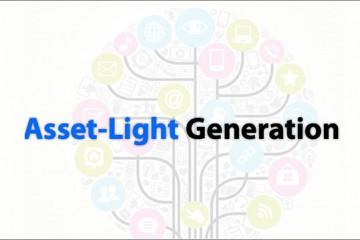 asset-light